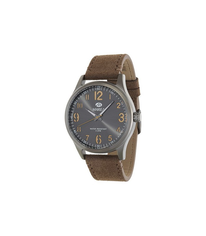 Boutique en ligne 43eec d2f16 MAREA Reloj de Hombre analógico correa marrón B4101/3