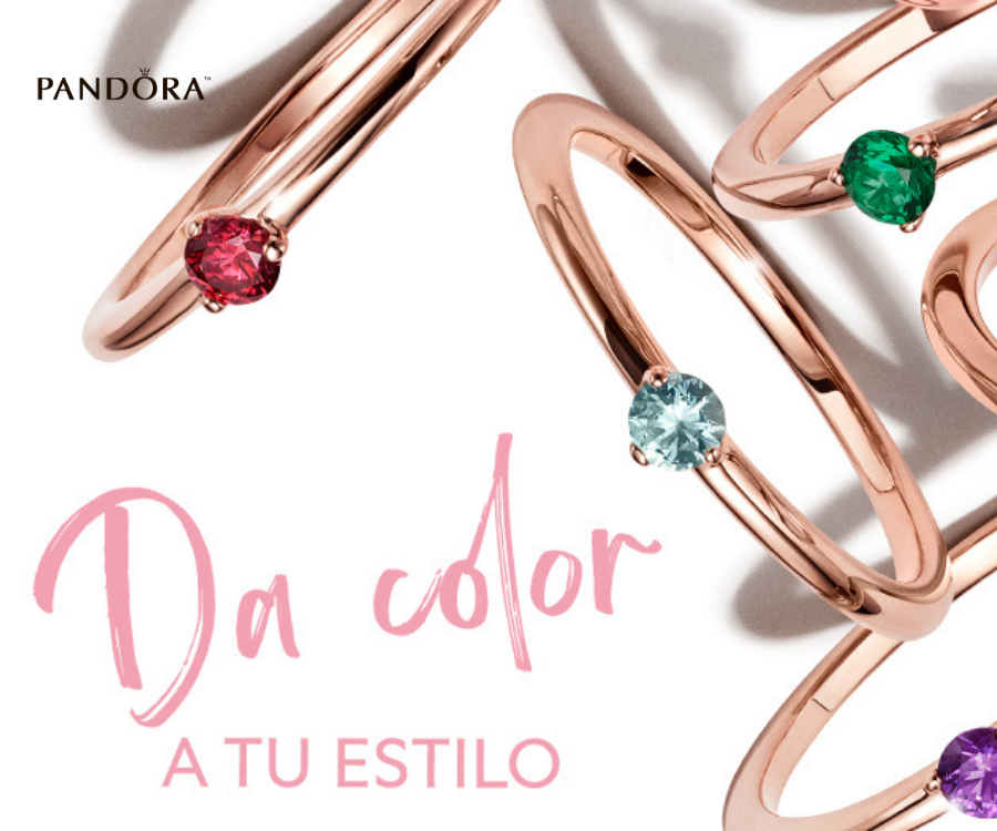 Pandora San Valentin